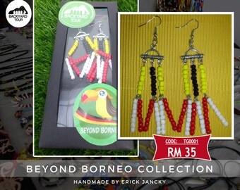 Borneo earrings