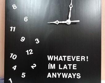 matterless clock