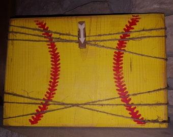 Softball & Baseball Photo Boards