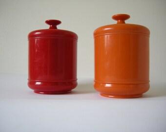 Emsa storage jars West Germany