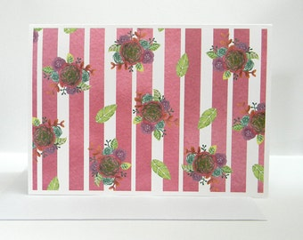 Spring Time Greeting Card
