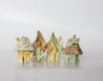 English Fairy Houses