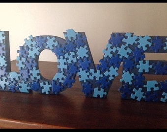 Autism Awareness ASD Love