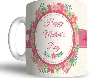 Mothers Day Photo Mug Personalised Sublimation Printed