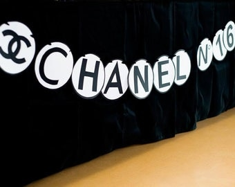 Coco Chanel Banner