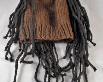 Jamaican Hair Hat