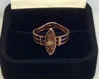 Italian Antique Noble Ring