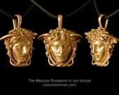The Medusa Rondanini necklace pendant