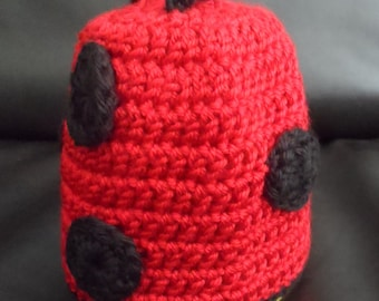 Lady Bug Hat