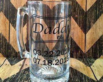 Personalized customized Beer Mug