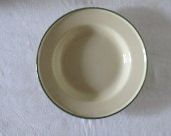Kockum Enamel Quarter Plates