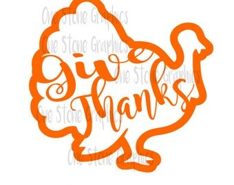 Give thanks svg,Turkey,Turkey svg,Thanksgiving,thanks,turkey,cut file,svg files,Thanksgiving svg,clip art,Turkey,Holiday,turkey clip art