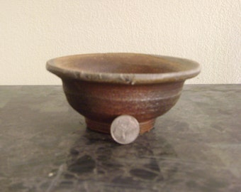 Small Wood Fired Bowl
