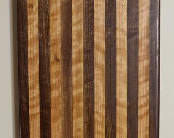 Hardwood Cutting Board 13.5 X 11.875
