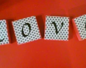 Valentines Block Set