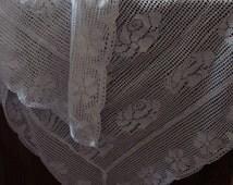Beautiful crochet bedspread Granny