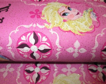 fabric.children girl princess