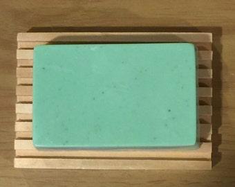 Handmade Oatmeal Shea Soap Bar