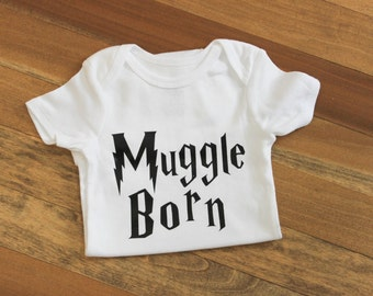Muggle Born One-piece