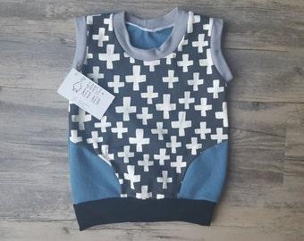 18 Month Pullover Vest