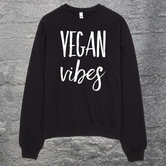 Vegan Vibes Sweater