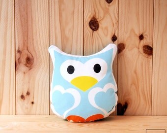OWL / doll / cushion / princess / owl / cushion toy / pillow toy / stuffed toy