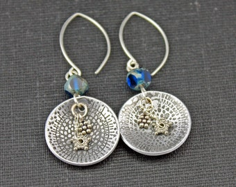 Mandela Earrings, Dangle Earrings