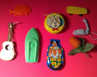 Vintage Toys And Party Favors