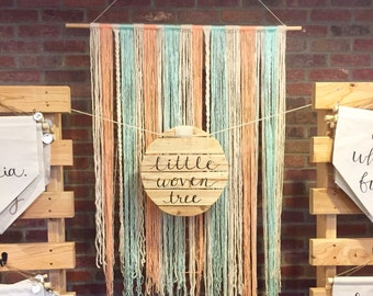 Extra Large Woven Wall Art