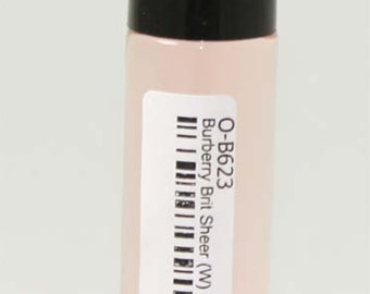 Burberry Brit Sheer 1/3 roll on oil (W)