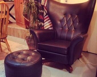 Gplan 6250 Swivel Chair