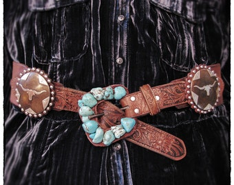 Cowgirl UP Belt
