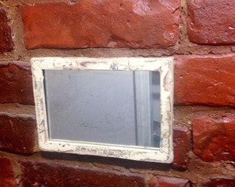 Rustic Mirror Frame