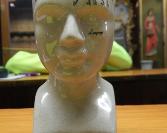 "6"" Phrenology Head L.N Fowler"