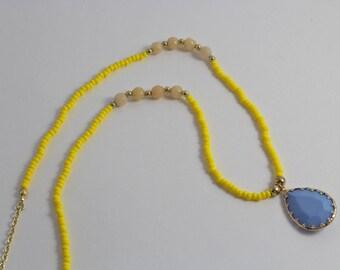 Pop of Sunshine Necklace