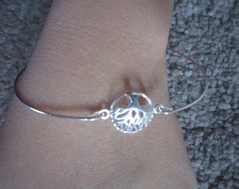 Bangle silver MASIF bracelet