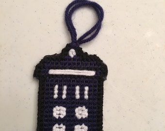 Tardis Ornaments