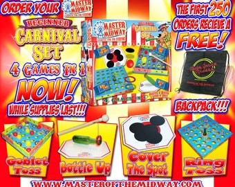 Master of the Midway: Beginner Carnival Set