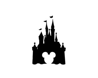 Disney Castle decal | Disney World | Walt Disney