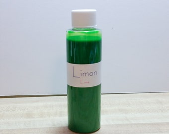 Lime Extract (lime concentrate) / Concentrado de Limon