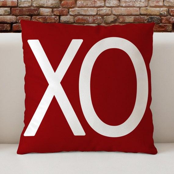 Valentines Day Xoxo Pillows Valentine 39 S Day Wikii