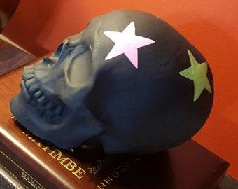 Skull w/ Stars