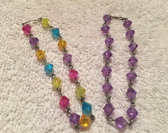 Pastel Bracelets #12490