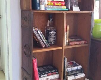 Antique Dresser Drawer Bookcase