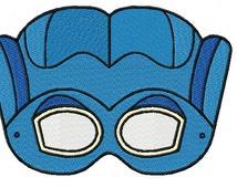 Mask Tiki 01 Embroidery Design Sizes (4*4-100*100)(5*7-130*180) PES,JEF,HUS... etc