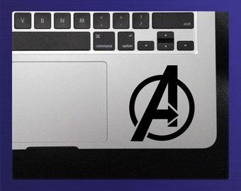 Avengers Macbook Decals