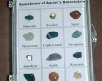 Gemstones of Aaron's Breastplate: Real Stones