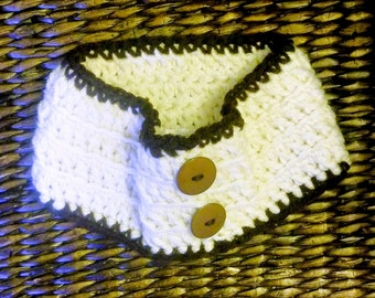 Cookies n Cream Cowl