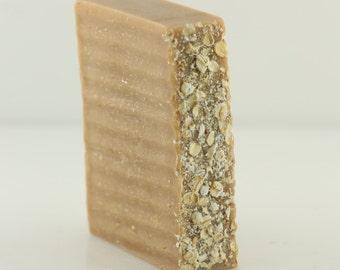 Honey & Oatmeal 4.5 oz Body Bar