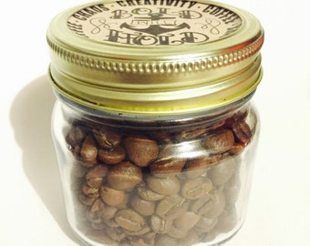 BOLD WILL HOLD - Medium Roast Whole Bean Organic | Fair Trade Coffee